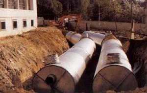Cisterne Interrate per lo Stoccaggio di Acqua Potabile e Piovana